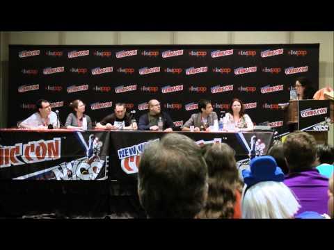Geek Geek Revolution :: 2013 NY Comic Con