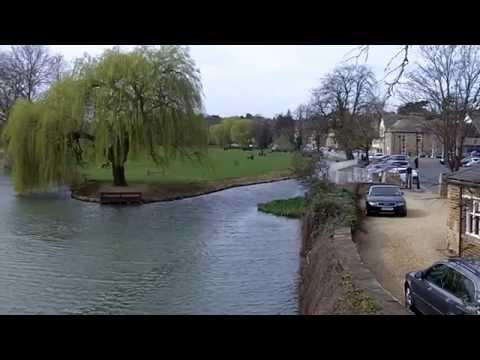 River Welland, Stamford, Lincolnshire