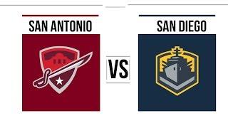 Week 1 AAF Football San Diego Fleet vs San Antonio Commanders Full Game Highlights
