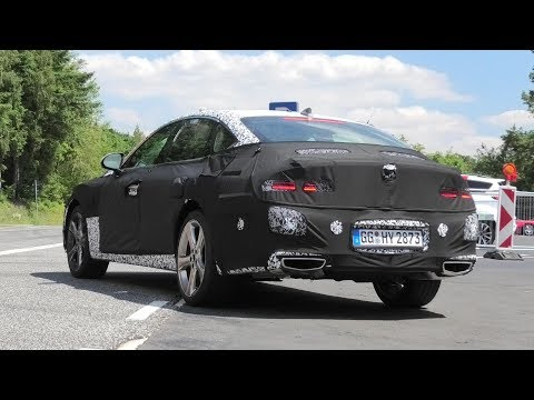 2020 Genesis G80 Gets Caught Covered In Camo Near The Nürburgring