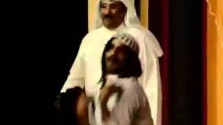 طارق العلي يتهاوش ويا الجمهور - مسرحية  بخيت وبخيته