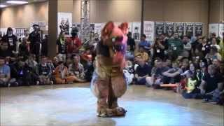 Ruff - BLFC 2015 Fursuit Dance Competition