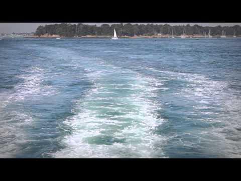 Le Golfe du Morbihan avec les Bateaux bus et Vedettes du Golfe