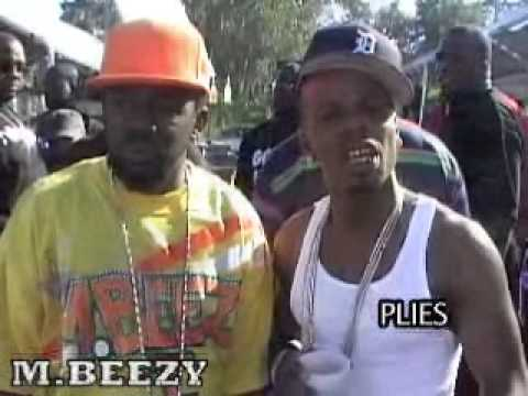 M.BEEZY & PLIES... U GOT ME FUCKED UP VIDEO