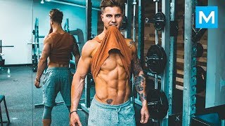 Explosive Workout Monster - Devon Levesque | Muscle Madness