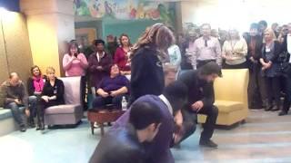Pentatonix Performs at All Children's Hospital