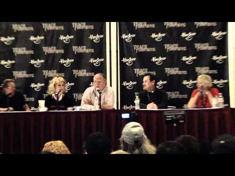 BotCon 2011 Transformers voice actors panel: Berger, Lofting, McConnohie, Banas, Ross