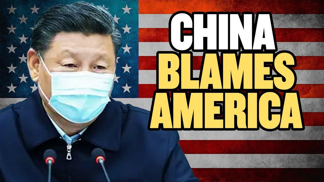 China Blames America for the Coronavirus Outbreak