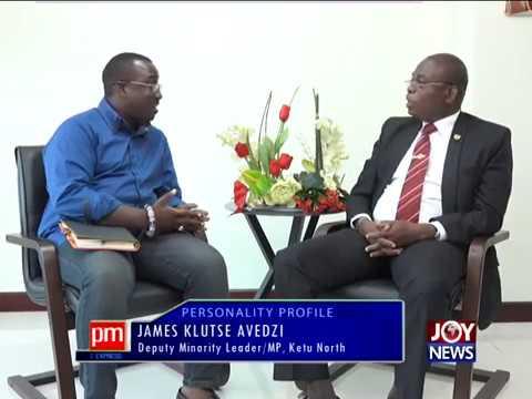 Upclose with James Klutse Avedzi - PM Personality Profile on JoyNews (16-3-18)