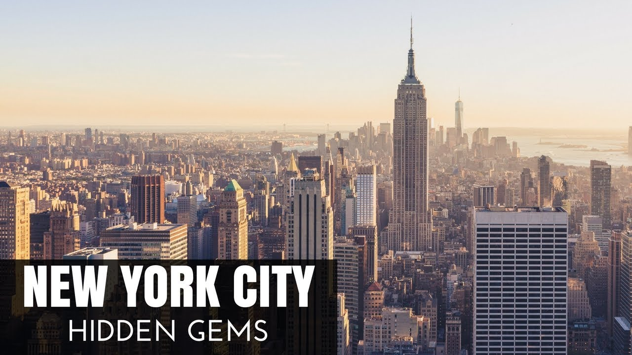 Things to do in new york city hidden gems youtube for Things to do new york today