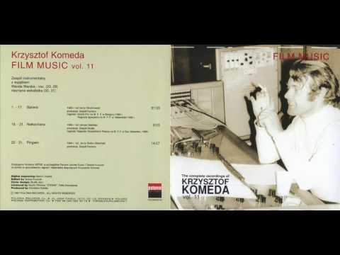 Krzysztof Komeda Film Music