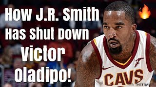 How J.R. Smith Has SHUT DOWN Victor Oladipo | LeBron James & Cleveland Cavaliers Need Him!