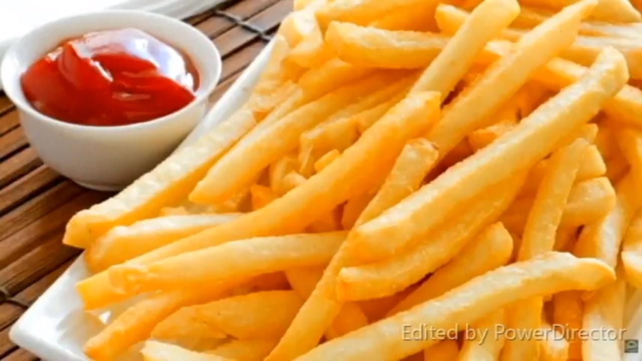 Mcdonalds French Fries Recipe