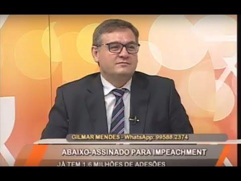 Política: conduta de Gilmar Mendes em análise