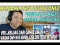 BETRAND PETO PUTRA ONSU - SEKALI LAGI Official Music Video II REACTION!