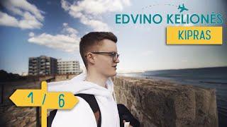 Edvino Kelionės – Kipras    1/6    Laisvės TV X