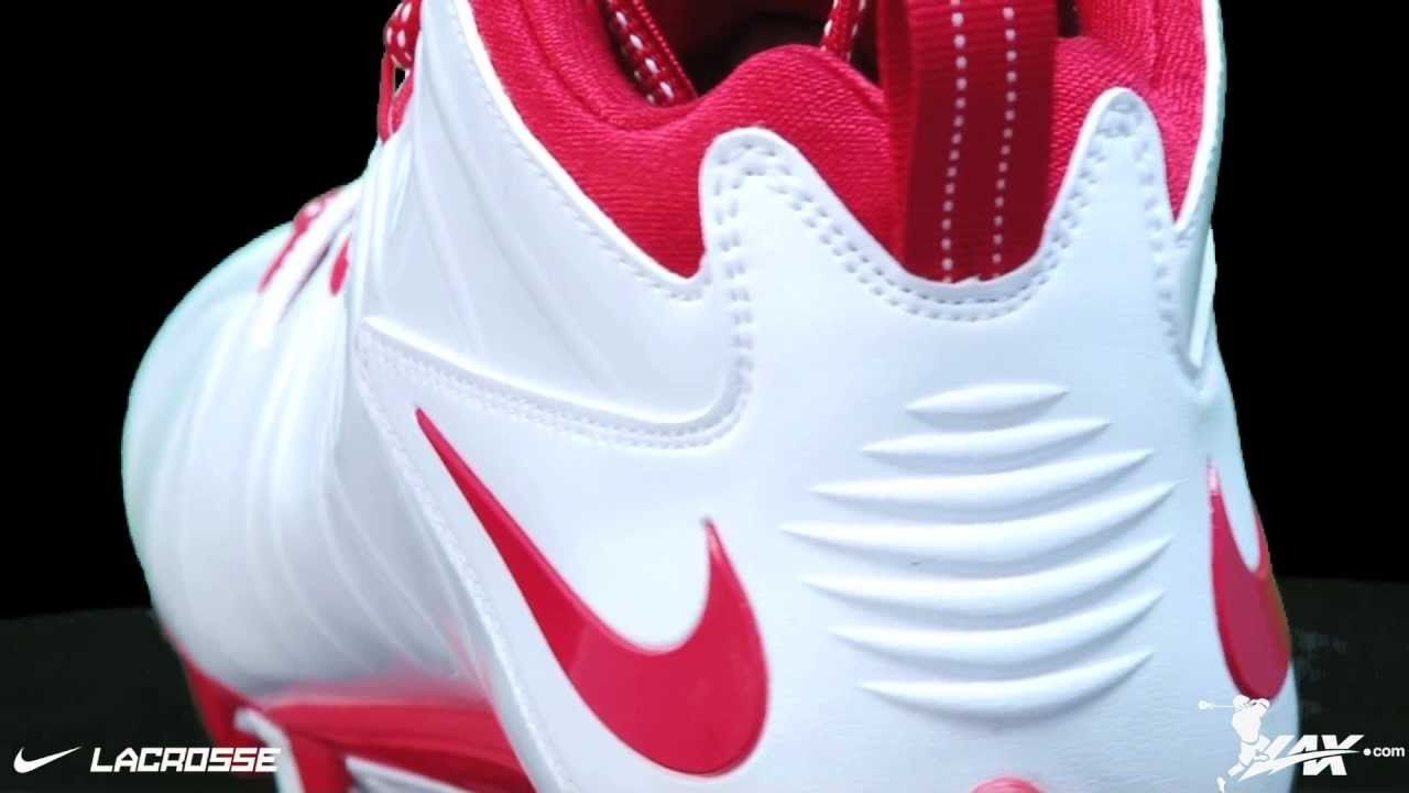 buy popular 35471 e0ca6 Nike Huarache 4 Lacrosse Cleat   Lax.com Product Video - YouTube