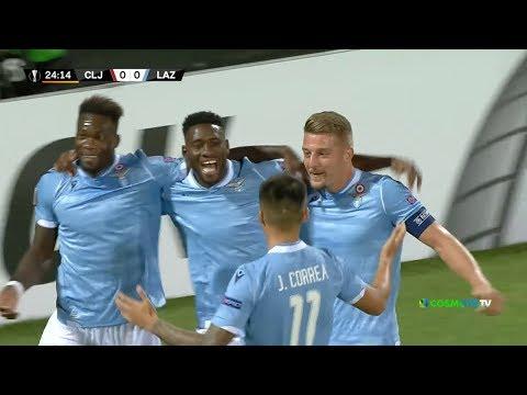 Κλουζ - Λάτσιο (2-1) Highlights - UEFA Europa League - 19/9/2019 | COSMOTE SPORT