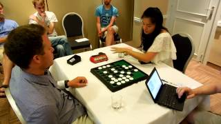 Ghent European Grand Prix Othello 2013 - Final games