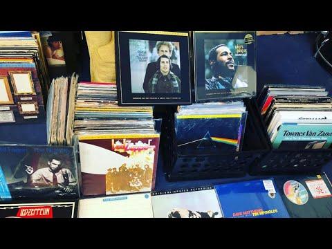 Huge Vinyl Collection Buy! Audiophile, Japanese Pressings, Led Zeppelin, Pink Floyd, Bootlegs...