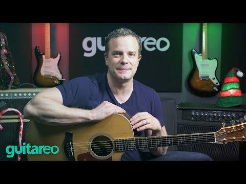 White Christmas - Full Acoustic Guitar Lesson