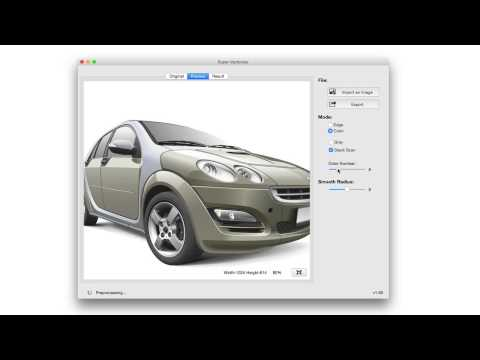 Image Vectorizer On Mac - Convert Raster Image To Vector For Mac With Super Vectorizer