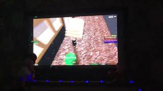 Roblox check out his game