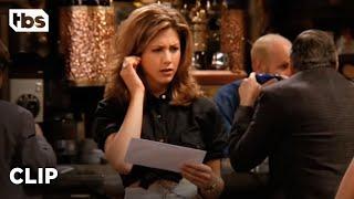 Friends: Rachel Get her First Paycheck from Central Perk (Season 1 Clip) | TBS