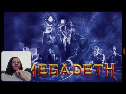 Megadeth Tornado Of Souls #Reaction