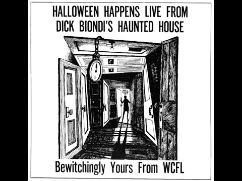 Dick Biondi Halloween Show WCFL 10 31 67