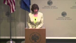 EU HR Catherine Ashton Delivers Keynote at Common Security and Defense Policy Conference