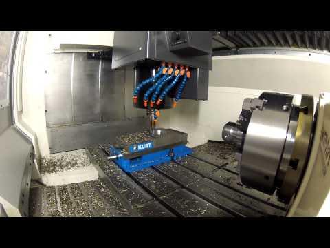 CGC   Gorilla Mill - Testing the Sasquatch carbide end mill