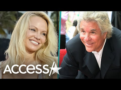 Pamela Anderson Marries 'Star Is Born' Producer Jon Peters 30 Years After They First Dated