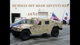 HUMMER Assembly Plant AM GENERAL Home of HMMWV Humvee and HUMMER in South Bend Mishawaka
