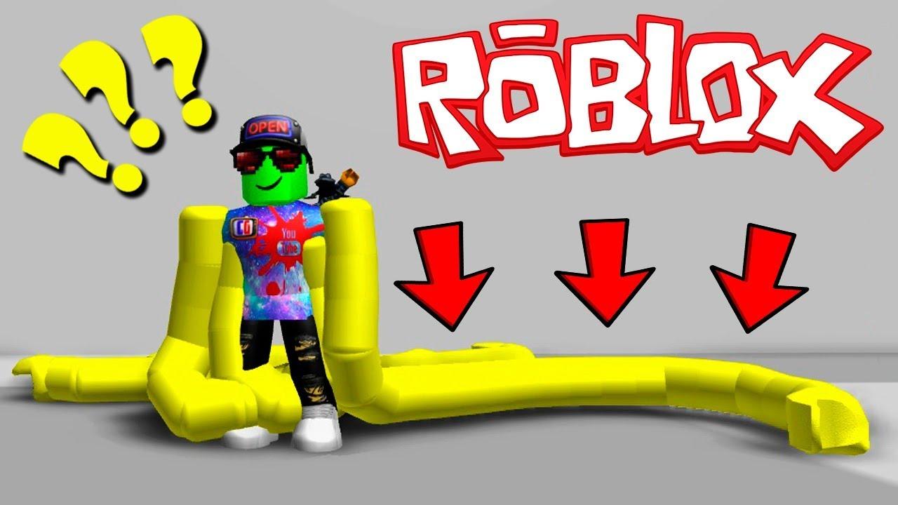 ЧТО С МОИМИ РУКАМИ?! Отрастил РУКИ БАЗУКИ в РОБЛОКС! Веселый режим Noodle Arms Roblox от Cool GAMES