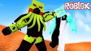 Nous avons été renforcés par quatre bras et devenir des super-héros - Roblox