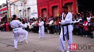 Desfile conmemorativo al 472 aniversario de la fundación de Pénjamo