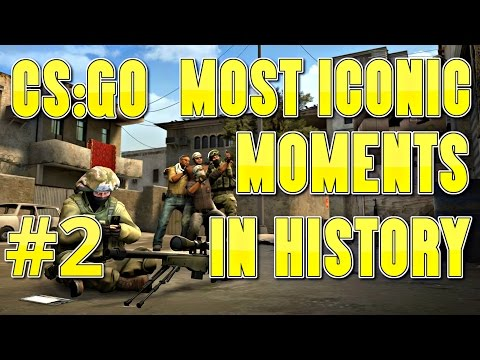 CS:GO - The Most Iconic Moments in History #2