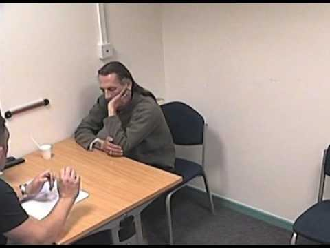 Stewart Robertson tells detectives where to find Mark Manning's remains