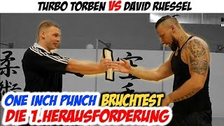 One Inch Punch VS Board | Turbo Torben & Kampfkunst Lifestyle