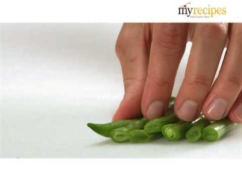 How To Prepare Fresh Green Beans