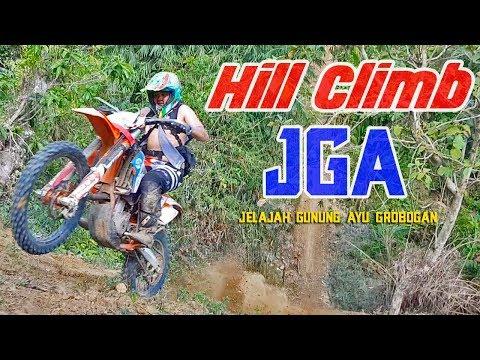 Hill Climb JGA (Jelajah Gunung Ayu) Grobogan 14 Oktober 2017