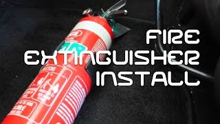 How to Install a extinguisher into your car(, 2015-02-04T04:36:08.000Z)