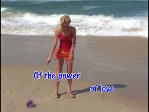 The Power Of Love - Celine Dion Karaoke