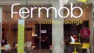Fermob Retail Store In Paris From Thegardengates.com