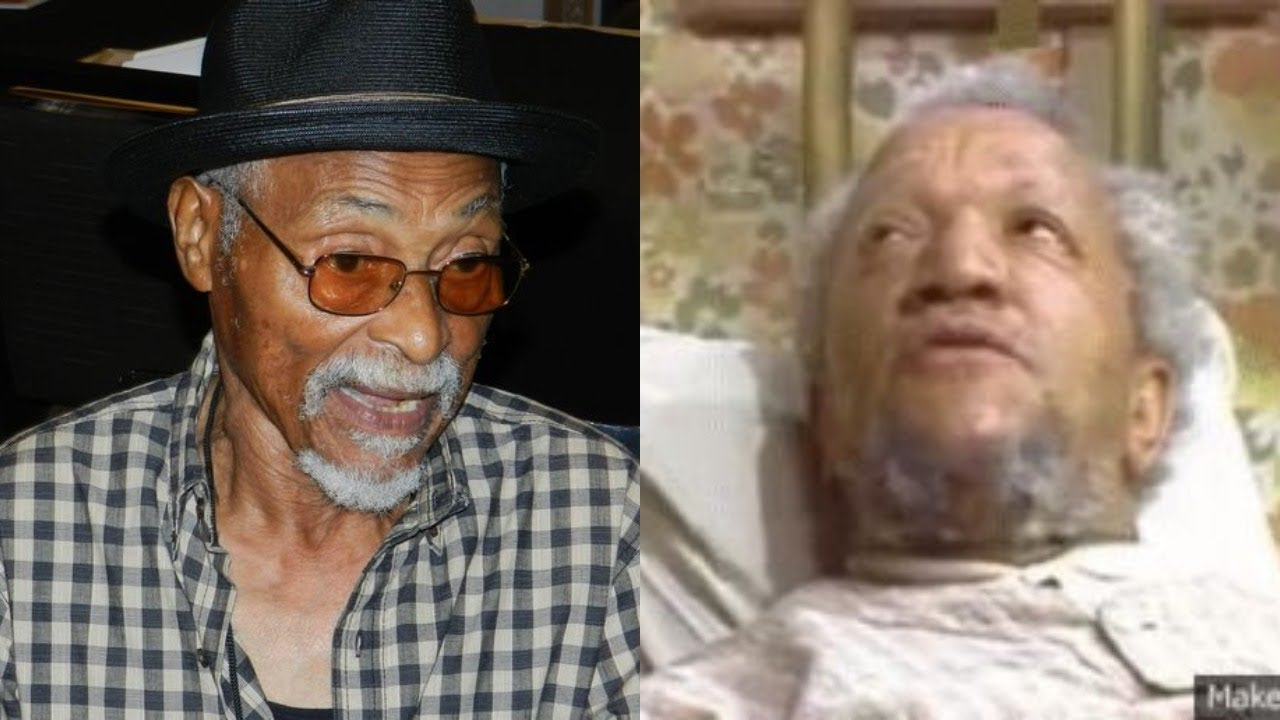 R.I.P. Redd Foxx From 'Sanford and Son' Tragic Details Behind His Death.