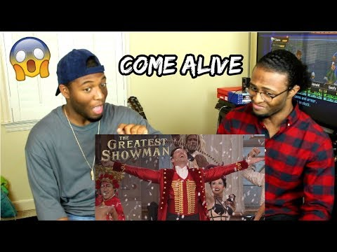 "The Greatest Showman | ""Come Alive"" Live Performance (REACTION)"