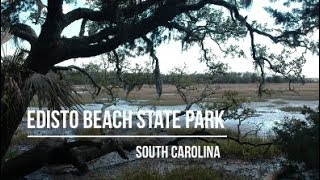 Edisto Beach State Campground, South Carolina