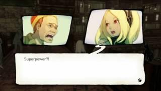 PS Vita Longplay [007] Gravity Rush