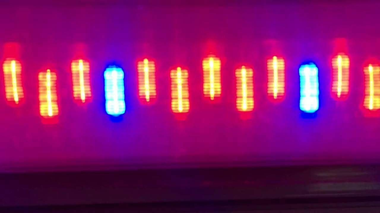 Новая LED подсветка для рассады и растений от Биотехники .